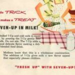 7-Up and Milk