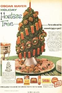 Oscar Meyer Holiday Hostess Tree