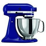 KitchenAid Artisan Series 5 Quart Tilt Head Stand Mixer in Cobalt Blue