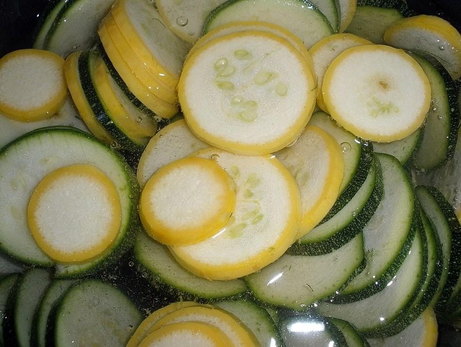 Zucchini Summer Squash Saute