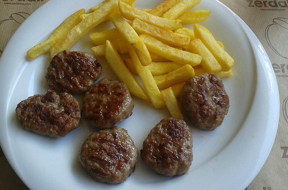 Leftover Turkey Meatballs