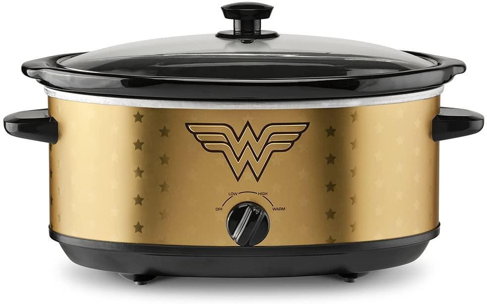 Wonder Woman Slow Cooker 7 Quart