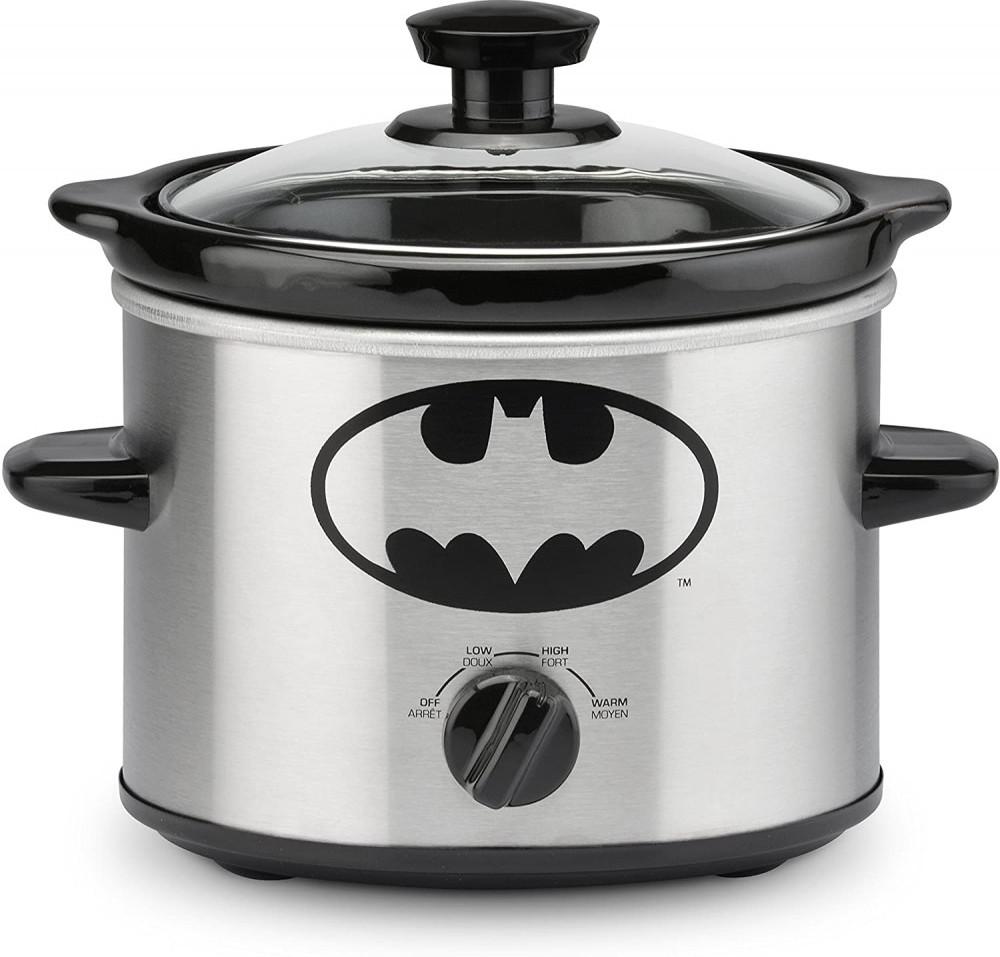 Batman Slow Cooker 2 Quart