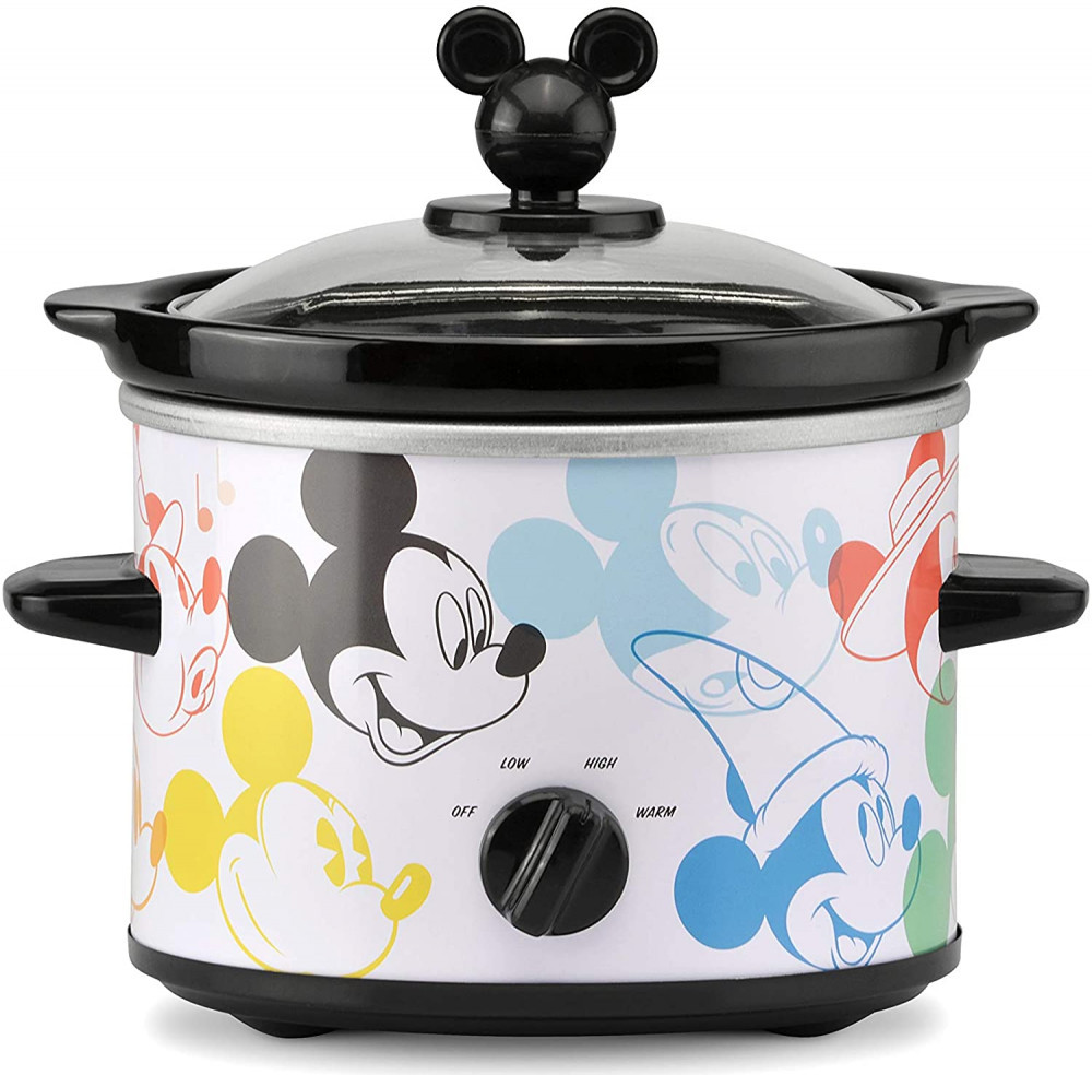 Disney Mickey Mouse 90th Anniversary Slow Cooker