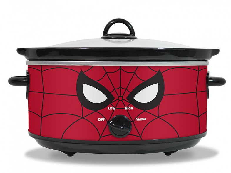 Spiderman Slow Cooker 7-quart