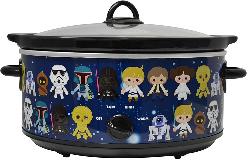 Baby Star Wars 7-Quart Slow Cooker