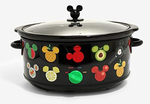 Mickey Mouse Food Head 7 Quart