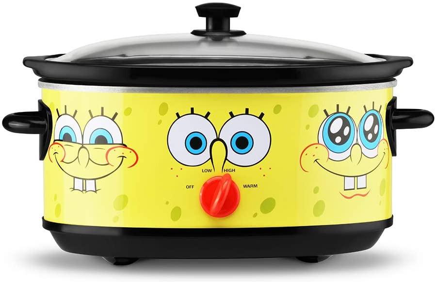 SpongeBob SquarePants Slow Cooker 7 Quart