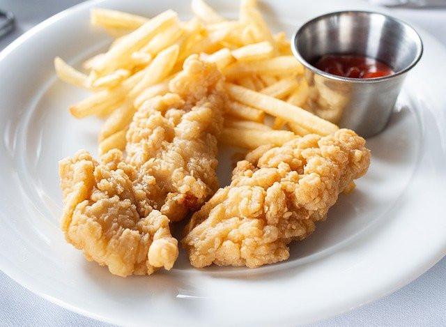Easy Pan Fried Chicken Tenders